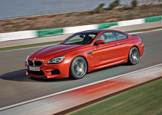 BMW řady 6 2015: Modernizace ve znamení diod