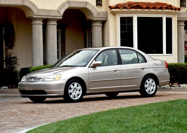 Honda a Nissan svolaj� p�es p�l milionu voz� kv�li airbag�m