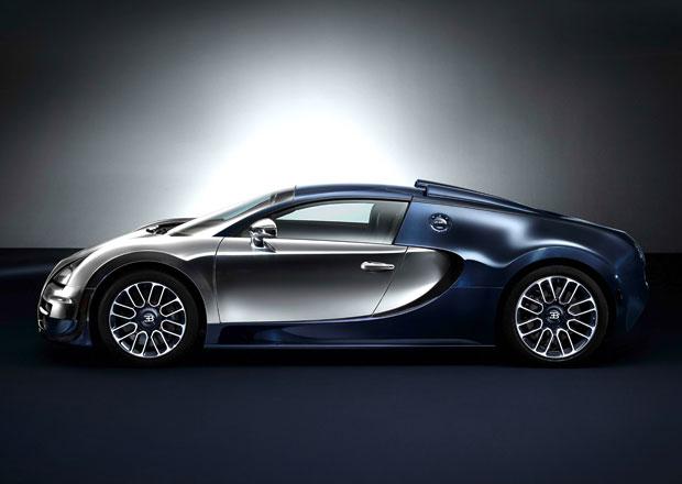 Bugatti Chiron dostane elektrická turba a rychloměr do 500 km/h