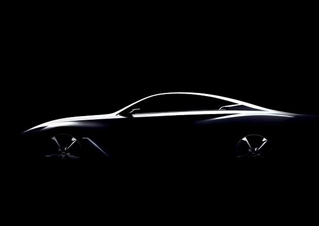 Infiniti Q60 Concept: První ukázka nového kupé