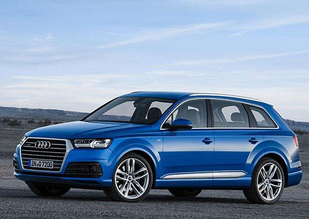 Audi Q7: Na internet unikly první fotky druhé generace