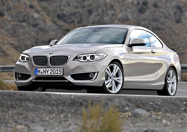 Noční můra petrolheada: Přichází kupé BMW 218i s tříválcem