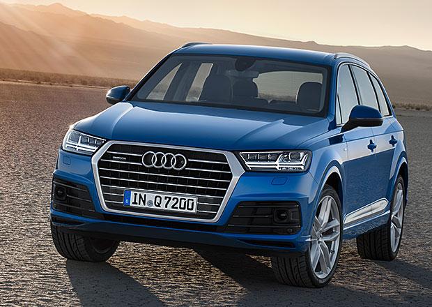 Audi Q7 oficiálně, zhublo až 325 kilogramů!