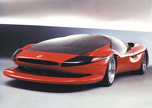 10 nejzaj�mav�j��ch koncept� Ferrari