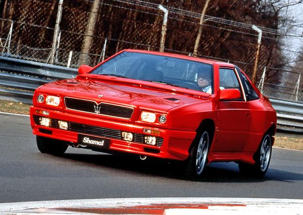 Maserati Shamal (1989-1996): Osmiválcové Biturbo slaví 25 let