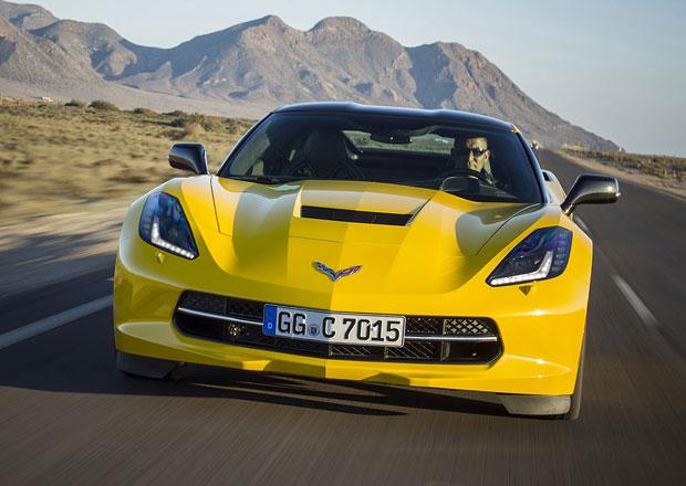 Nové Chevrolety budou inspirovány Corvette Stingray