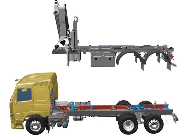 Volvo Trucks zrychluje dod�vky z�kazn�k�m (+video)