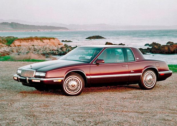 Buick Riviera a jeho dotykový displej z roku 1986 (+video)