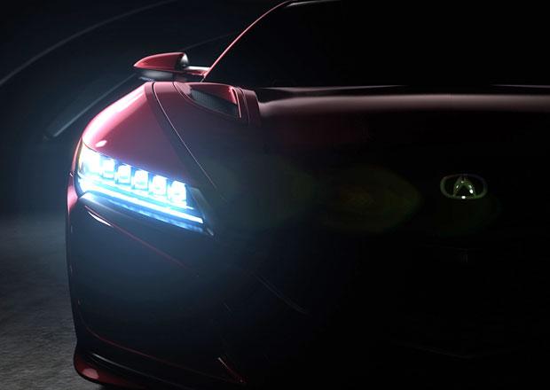 Sériová verze Hondy NSX potvrzena na Detroit