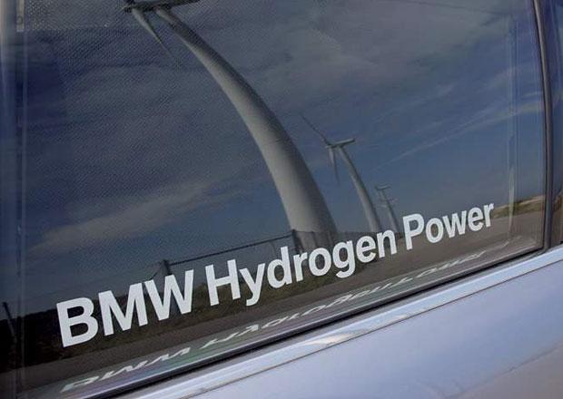 BMW vyvíjí vodíková auta, není však jisté, jestli je bude vyrábět