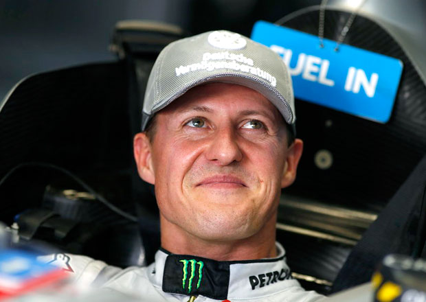 Nejvyhledávanějším sportovcem roku 2014 dle Googlu je Michael Schumacher