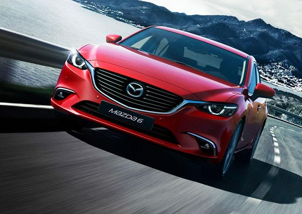 Mazda 6 slaví 3 miliony vyrobených kusů