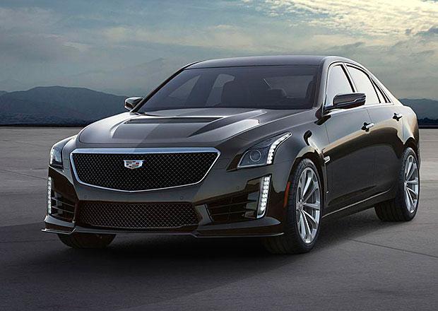 Cadillac CTS-V: Americké svaly s maximálkou přes 320 km/h