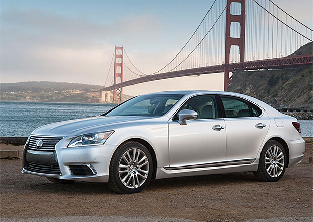 Lexus LS v páté generaci vsadí také na vodík