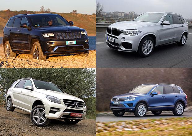 Luxusní SUV a multimédia: Které je nejlepší?