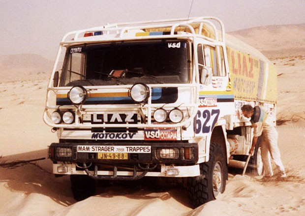 Dakar 2015: Česká stopa