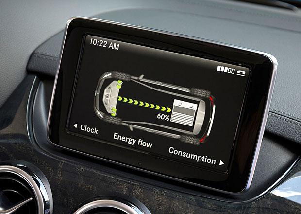 Mercedes chce novou platformu speciálně pro elektromobily