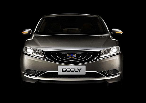 Čínská automobilka Geely začne budovat silnou firemní image