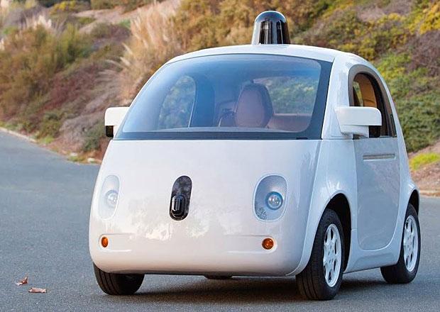 Bezpilotní auto od Google pomalu spěje k výrobě