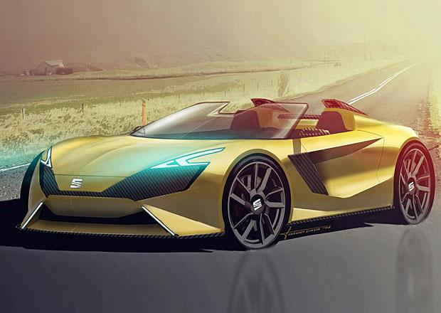 Seat Roadster: Vize španělského rivala pro Miatu