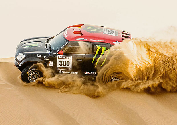 Rallye Dakar: Zaj�mavosti leto�n�ho ro�n�ku