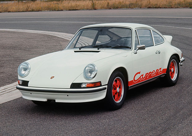 Porsche 911 Carrera 2.7 RS: Ceny čisté klasiky letí vzhůru