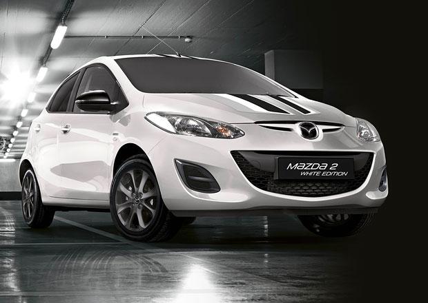 Mazda 2 Black a White: Stylové loučení