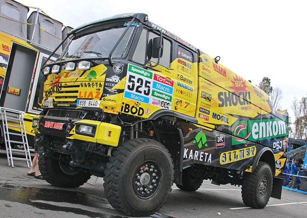 KM Racing: Dakarský svět se schází v Technopolis