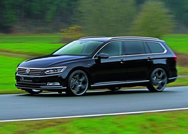 Volkswagen Passat 2.0 Bi-TDI se dočkal prvních úprav, má 300 k a 630 N.m
