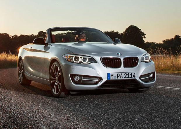 BMW 2 Cabrio: Známe české ceny