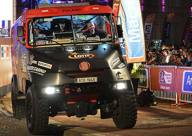 Dakar: Slavnostní start (+video)