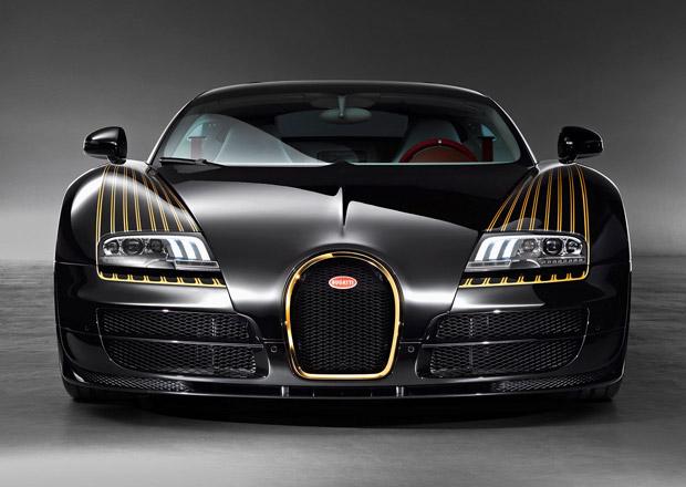 Bugatti Veyron: Na prodej je posledních osm kousků