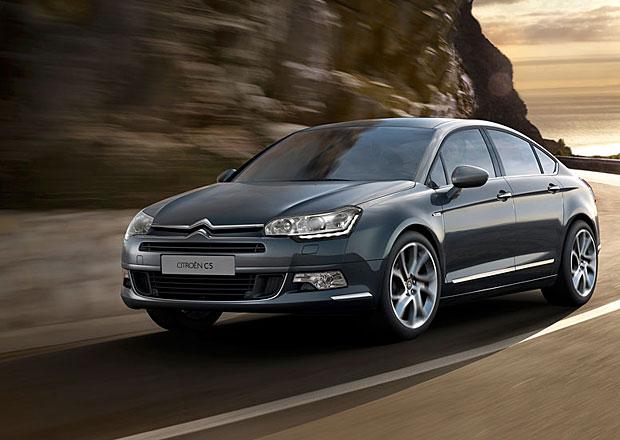 Citroën potvrzuje příchod nové generace C5