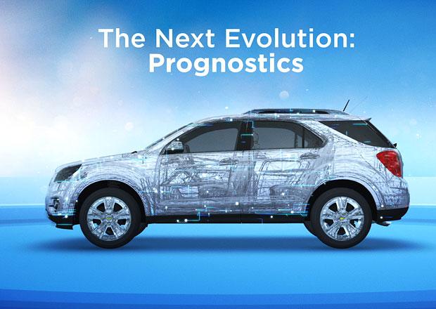 Chevrolety budou předvídat své poruchy