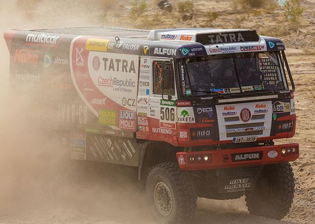 Koloc: Dakar je takov� WRC kamion�