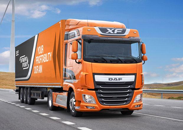 DAF Transport Efficiency pro optimalizaci efektivity přepravy (+video)