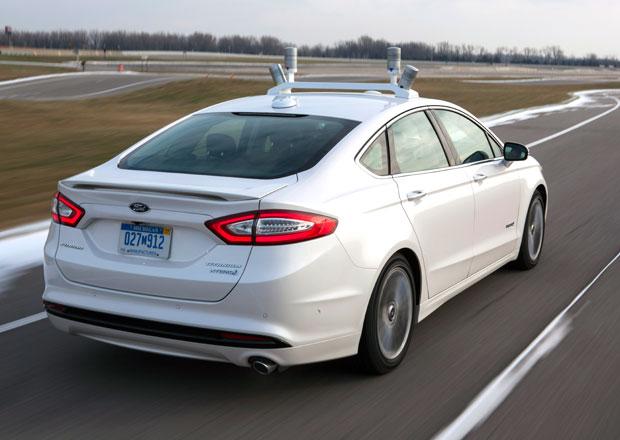 Ford potvrdil autonomní řízení pro blízkou budoucnost