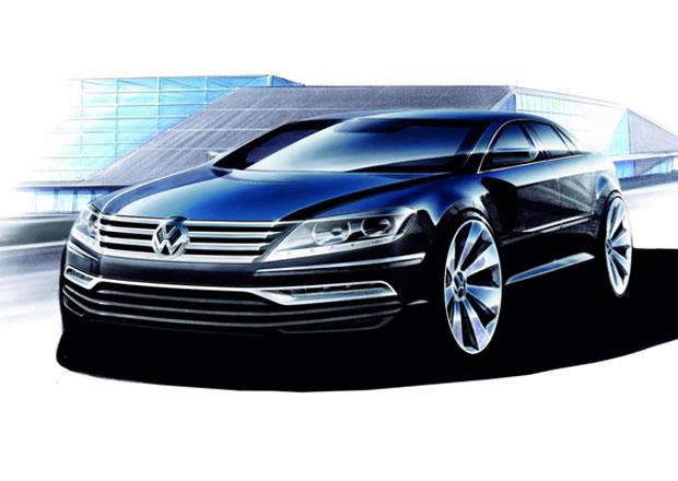 Volkswagen Phaeton 2017: Komfortnější než třída S?