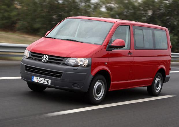 Volkswagen Transporter: Pracant mnoha tváří