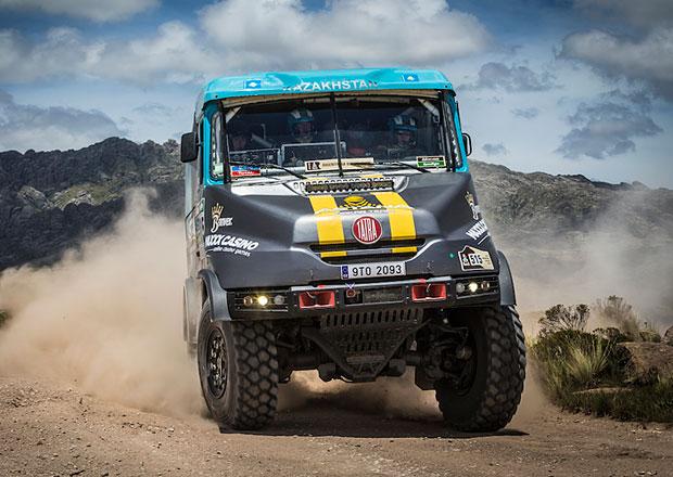 Rallye Dakar, 5. etapa: Macík vynechal kontroly, Kolomý převrátil Tatru