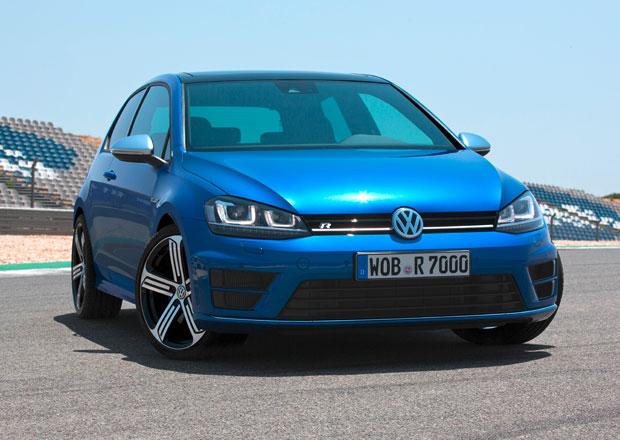VW Golf R: První várka pro USA vyprodána za pouhých 11 hodin