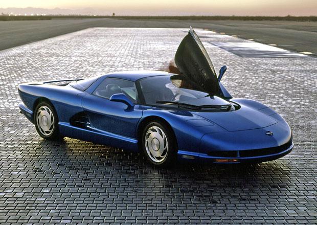 Corvette Zora ZR1: Prototypy s motorem uprost�ed u� jezd�!