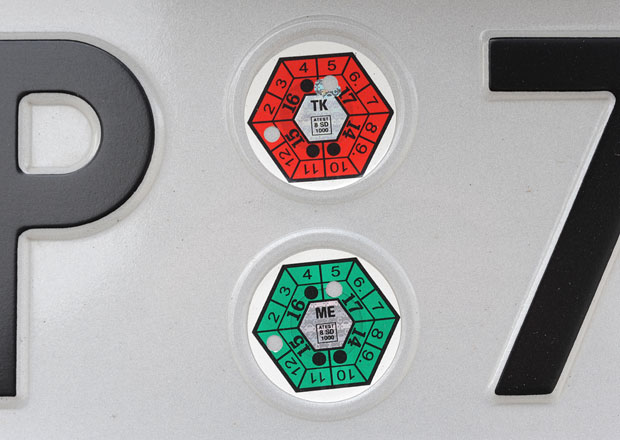 Na STK již nově nedostanete zelenou emisní známku