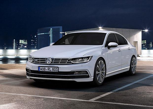 Volkswagen Passat: Nově s výbavou R-Line