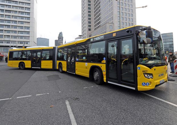 Scania dodává 156 autobusů Citywide pro Berlín