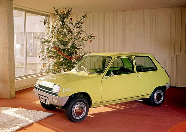 Renault vzkřísí malý model 5, pracuje na jeho třetí generaci