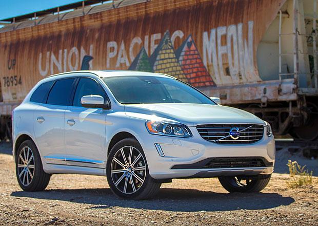 Volvo prodalo za rok 2014 takřka 466.000 vozů
