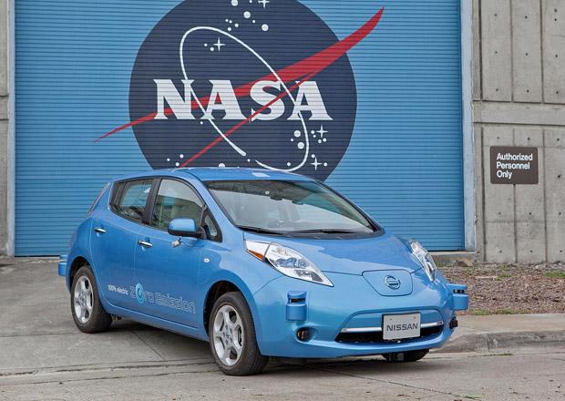 Nissan a NASA se pouští do spolupráce