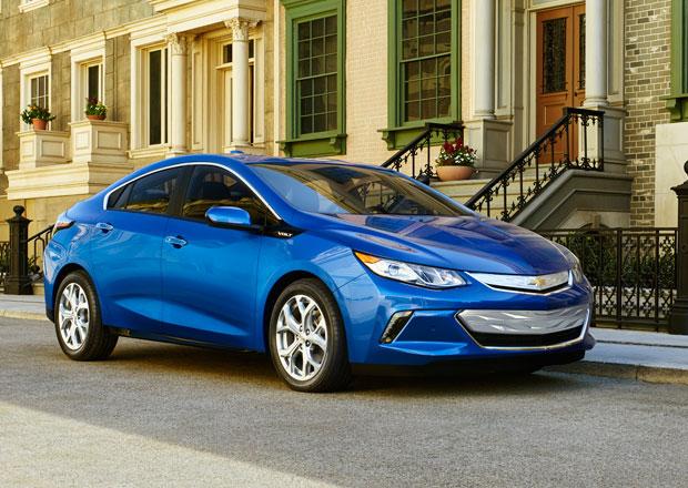 Chevrolet Volt 2016: Holka od vedle