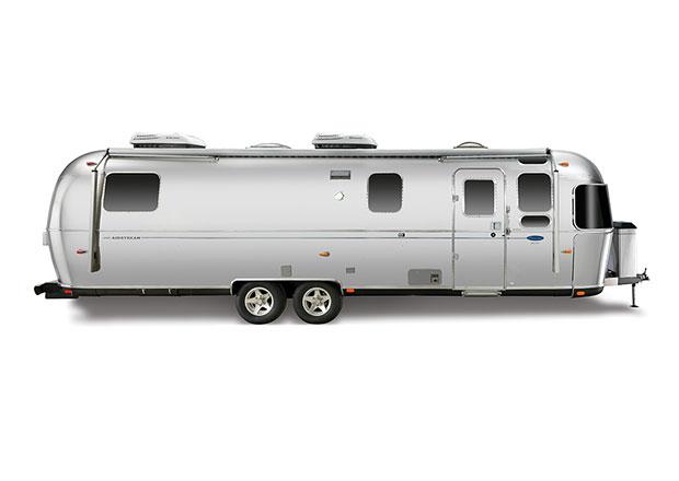 Popt�vka po americk�ch karavanech Airstream roste (+video)